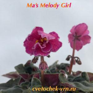 Ma's Melody Girl