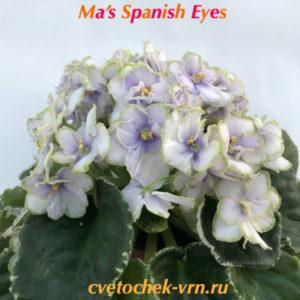 Ma's Spanish Eyes (O.Robinson)