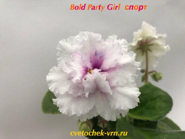 Bold Party Girl спорт
