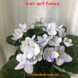 Tina's April Fantasy (T.Elfstrom)